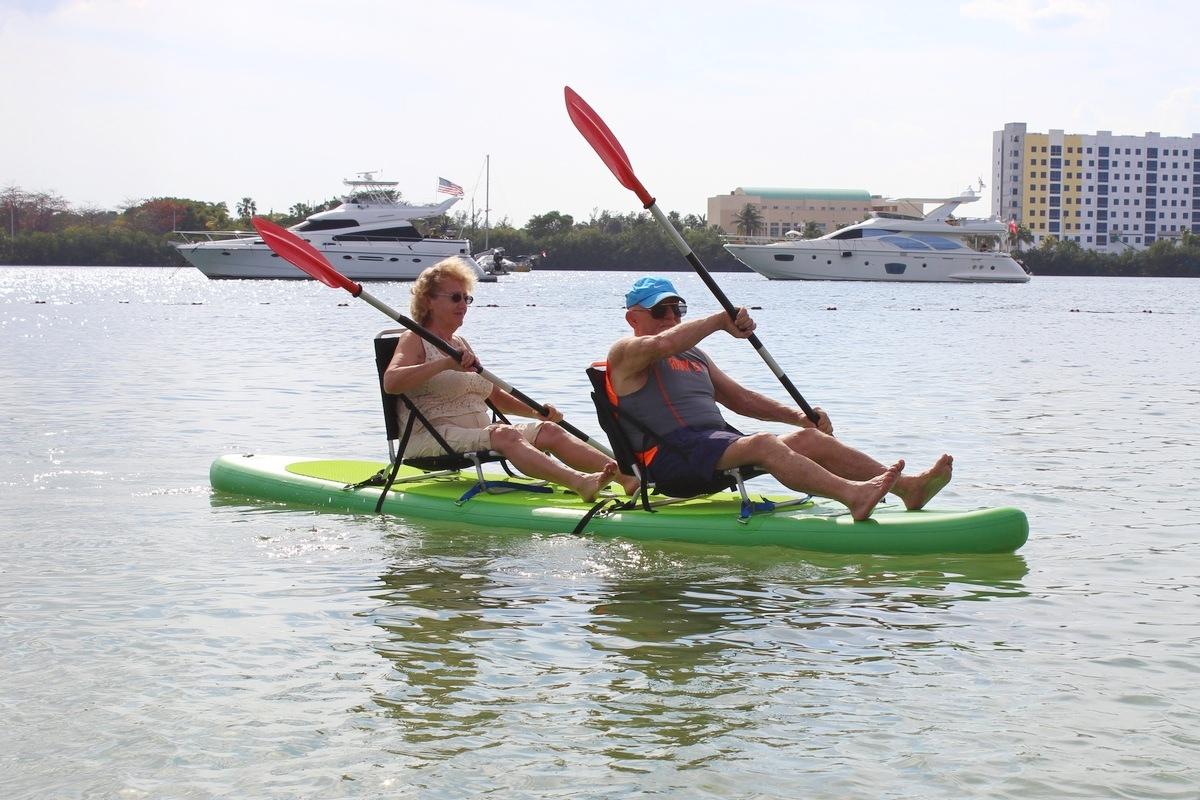 Folding Beach Chair Sup Kayak Seat