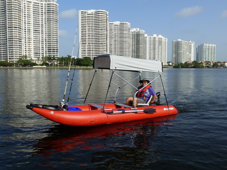 Kayak Electric Motor