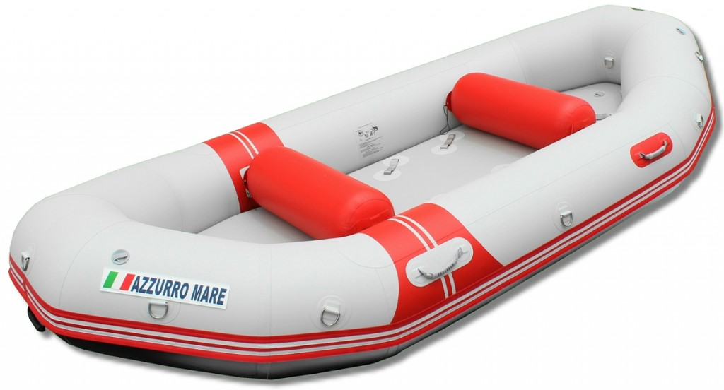 Saturn Inflatable Raft