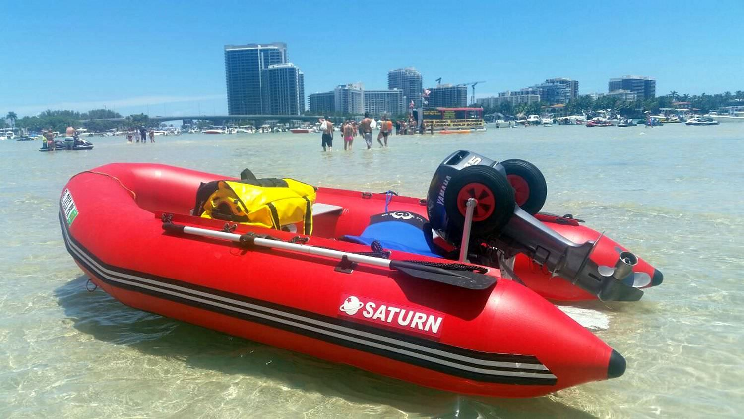 Inflatable rafts saturn inflatable boats for Inflatable boats for fishing