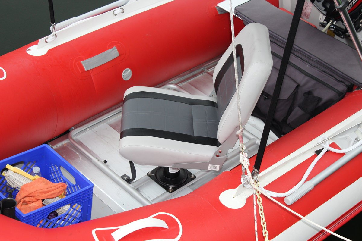 Aluminium Seating Platform Frame For Inflatable Boats Dinghy