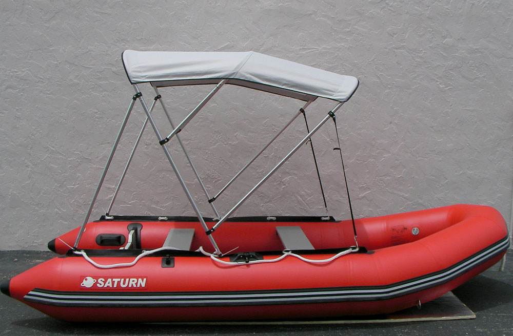 Inflatable Boat: Inflatable Boat With Canopy
