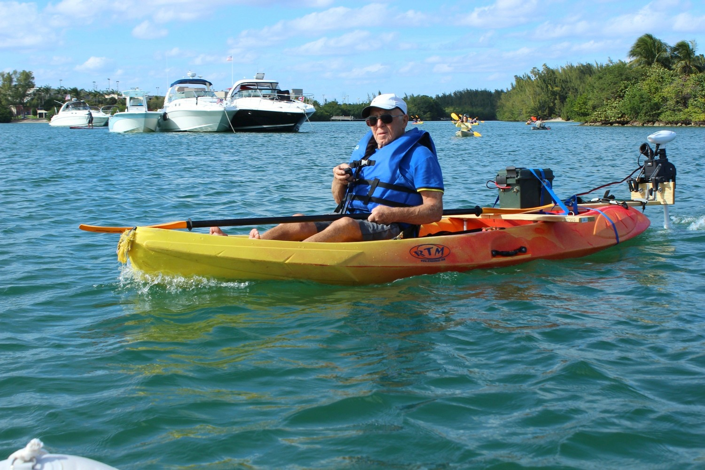 Homemade Kayak Motor Mount, Homemade, Free Engine Image For User Manual Download