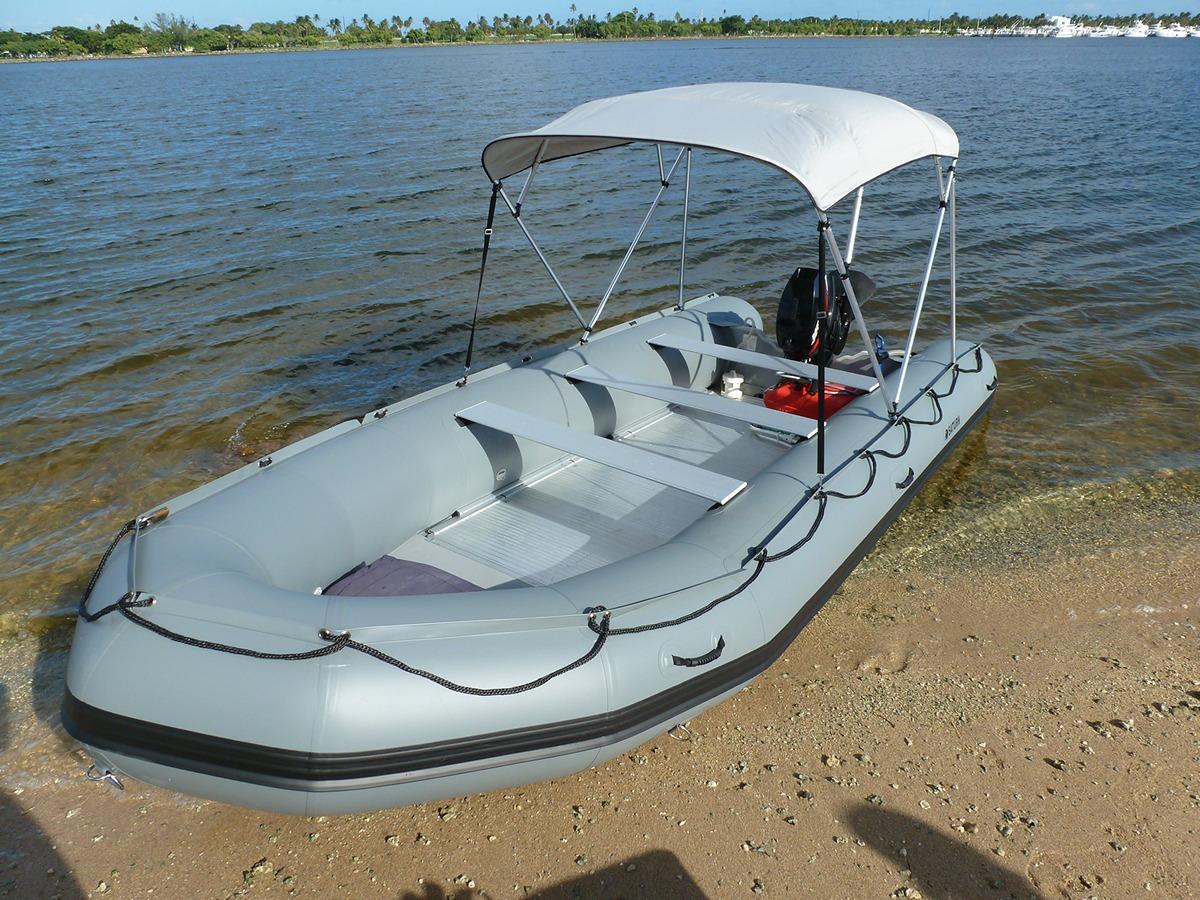 10 Ft Aluminum Floor Boat Avon