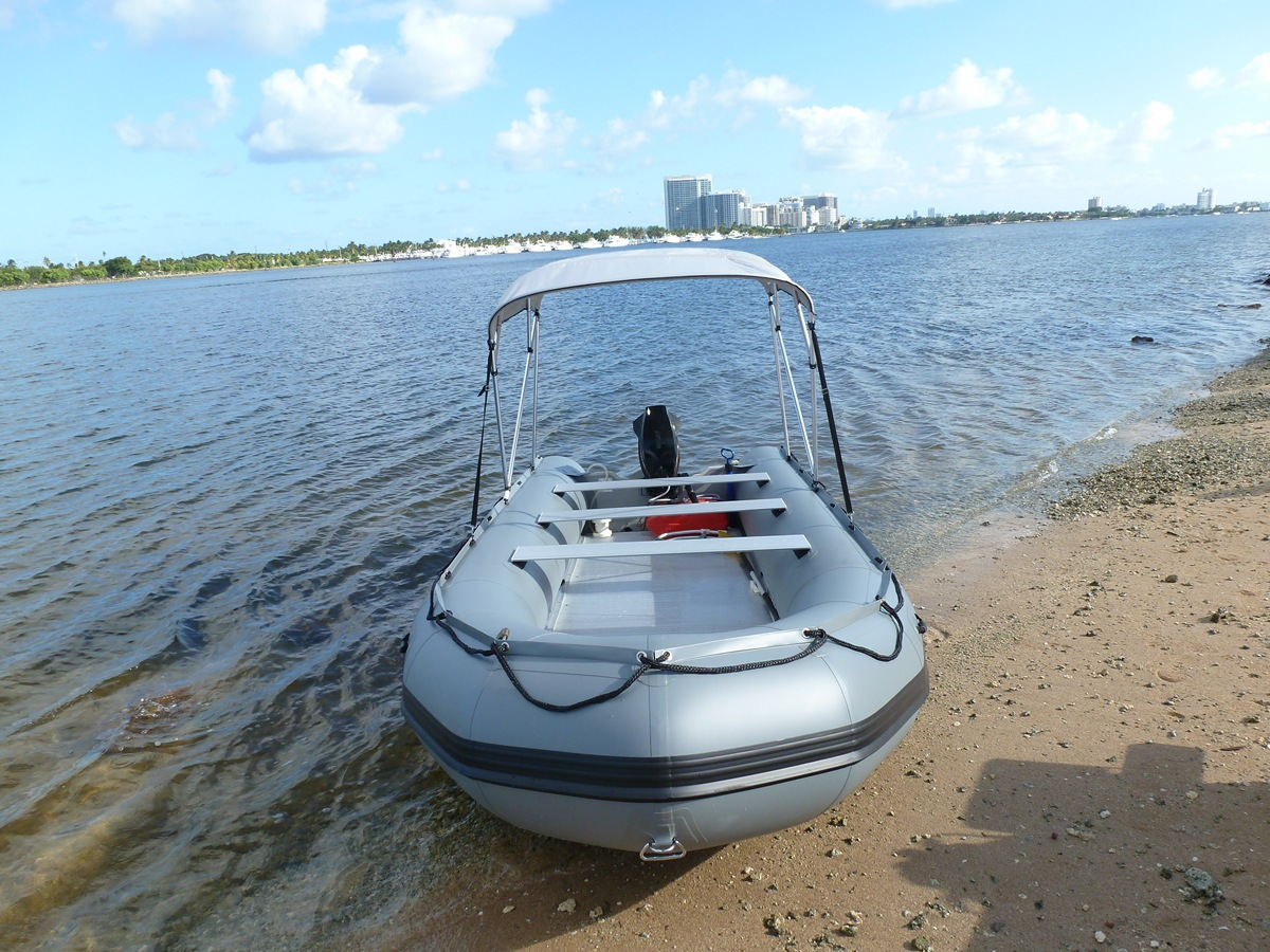 landless how to get a new boat