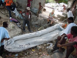 Saturn KaBoat in Haiti.