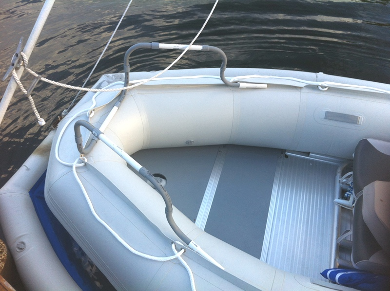 An Inflatable Boat Owner Do It Yourself Project The