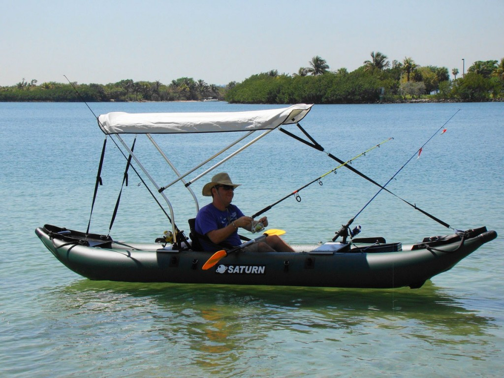 Saturn Inflatable Kayak FK396