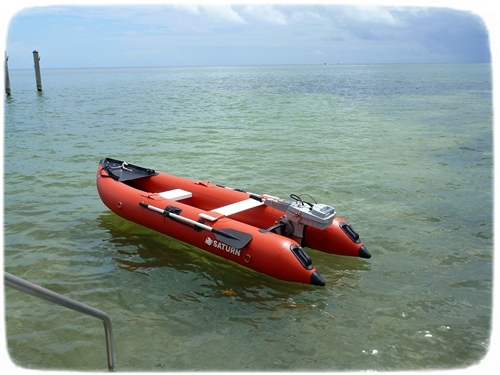 KaBoat Inflatable Boat